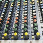 Пульт звуковой SOUNDCRAFT MH3 48 (ENGLAND)