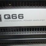 Б/У усилители Electro-Voice Q66-II -230 V.