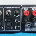 Б/У Усилитель VOLTA PA-3.1000- 3 канала + встроенный кроссовер.