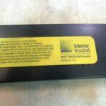 Новые Meyer Sound — MTF-Mica / Melodie (USA)