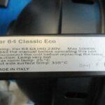 Б/У PAR -64 Classic Eсо black (Italy)